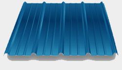 Steel Siding Steel Roofing Imperial Rib Painted